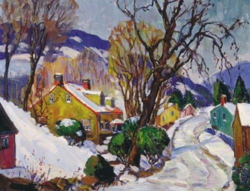 Fern Coppedge's Winter Wonderlands