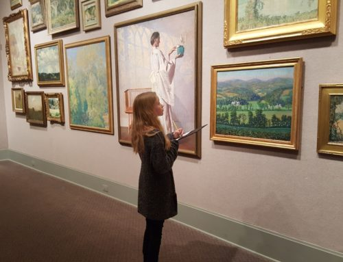 Michener Kids: Five Writing Activities for Your Museum Visit