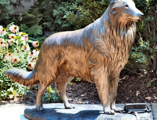 Animals in the Art! Looking Closer at the Work of Sculptor, Eric Berg